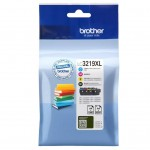 BROTHER LC3219XLVAL KIT 4 CARTUCCE COLORE SERIE LC-32