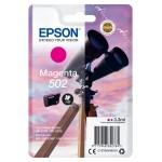 EPSON C13T02V34010 CARTUCCE INK 502 BINOCOLO 1X3.3ML MAGENTA