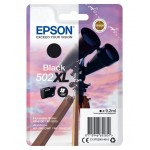 EPSON C13T02W14010 CARTUCCE INK 502XL BINOCOLO 1X9.2ML NERO