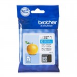 BROTHER LC3211C CARTUCCIA CIANO DA 200 PAGINE