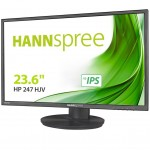 HANNSPREE HP247HJVREJ 23.6  - 250CD/M-1920X1080-100 1-HDMI-VGA-DVI