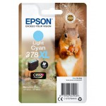EPSON C13T37954010 SINGLEPACK LIGHT CYAN 378XL CLARIA PHOTO HD INK