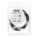 CLUB3D CAC-2161 MINI DISPLAYPORT 1.2 2M 4K 60HZ