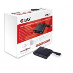 CLUB3D CSV-1537 MINI USB 3.0 TYPE C DOCKING STATION