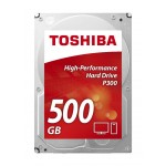 TOSHIBA STOR HDWD105UZSVA P300 500GB TOSHIBA DESKTOP HDD 3.5  SATA