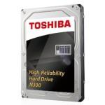 TOSHIBA STORAGE HDWQ140UZSVA N300 NAS HARD DRIVE 4TB HDEXR01ZNA51F