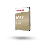 TOSHIBA STOR HDWN160UZSVA N300 NAS HARD DRIVE 6TB