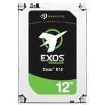 SEAGATE ST12000NM0037 12TB EXOS X12 ENTERPRISE SEAGATE SAS 3.5 512E/4K