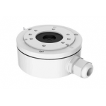 HIKVISION DS-1280ZJ-XS JUNCTION BOX WHITE ALUMINUM ALLOY