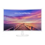 SAMSUNG LC32F391FWUXEN MONITOR CURVED SM-C32F391 2HDMI DISPLAY PORT WHITE