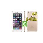 APPLE REFURB 2878552 IPHONE 6S 64GB GOLD TESCO ORO 4.7 GRADO A 1YWARR