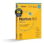 NORTON LIFELOCK 21397693 NORTON 360 DELUXE 2020 - 3 DEVICE 1 YEAR- 25GB