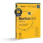 NORTON LIFELOCK 21397535 NORTON 360 DELUXE 2020 - 5 DEVICE 1 YEAR - 50GB