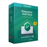 KS - KASPERS KL1171T5CFS-20SLIM KASPERSKY ANTIVIRUS 2020 3 USER 1 YEAR