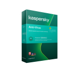 KS - KASPERS KL1171T5AFR-20SLIM KASPERSKY ANTIVIRUS 2020 1 USER 1 YEAR RENEWAL