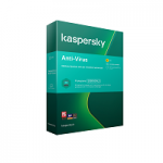KS - KASPERS KL1171T5AFS-20SLIM KASPERSKY ANTIVIRUS 2020 1 USER 1 YEAR