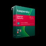 KS - KASPERSKY KL1939T5AFR-20SLIM KASPERSKY INTERNET SECURITY 2020 1 USER 1 YEAR REN