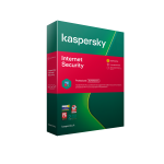 KS - KASPERS KL1939T5CFS-20SLIM KASPERSKY INTERNET SECURITY 2020 3 USER 1 YEAR