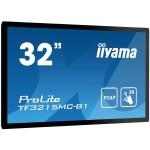 IIYAMA TF3215MC-B1 32  30-POINTS TOUCH SCREEN 1920X1080 VGA, HDMI