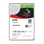 SEAGATE ST8000VN004 IRONWOLF 8TB SATA3 3.5 CMR