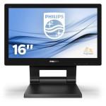 PHILIPS 162B9T/00 15.6  16:9. TOUCH SCREEN VGA DVI DP HDMI USB