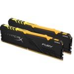 KINGSTON HX436C17FB3AK2/32 32GB 3600MHZ DDR4 DIMM (2X16GB) HX FURY RGB