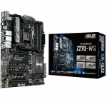 ASUS COMPONENTS 90SW0040-M0EAY0 ASUS SCHEDA MADRE ATX WORKSTATION Z270-WS