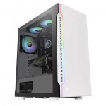 THERMALTAKE CA-1M3-00M6WN-00 CASE MID TOWER H200 TG WIN SNOW