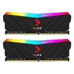 NVIDIA BY PNY MD16GK2D4320016XRGB 16GB PNY XLR8 RGB GAMING DDR4 3200MHZ (8GBX2)