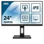 AOC Q24P2Q 23.8 16.9 2560X1440 75HZ IPS HDMI DP MULTIMED