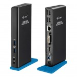 I-TEC U3HDMIDVIDOCK USB 3.0 DUAL HD VIDEO DOCKING STATION