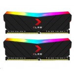 NVIDIA BY PNY MD32GK2D4320016XRGB 32GB PNY XLR8 RGB GAMING DDR4 3200MHZ (16GBX2)