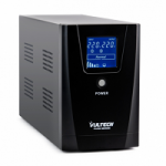 VULTECH UPS1000VA-PURE UPS 1000VA INTERACTIVE+ONDA SINUSOIDALE PURA E LCD