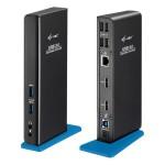 I-TEC U3DUALHDMIDOCK USB 3.0/USB-C DUAL HDMI DOCKING STATION