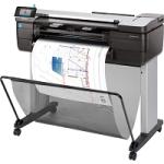 HP INC. F9A28D#B19 HP DesignJet T830 24in MFP Printer