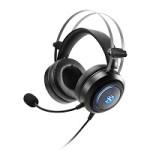 SHARKOON SKILLER SGH30 Cuffie Gaming. USB. virtual 7.1 sound. RGB