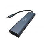IGLOO PE-125 IGLOO HUB TYPE-C 4 PORTE USB 3.0