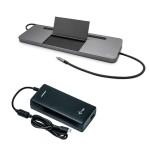 I-TEC C31FLATPRO112W USB-C Metal Ergonomic 4K 3x Docking station