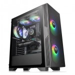 THERMALTAKE CA-1R5-00M1WN-00 CASE MID TOWER VERSA T25 TG