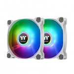 THERMALTAKE CL-F098-PL14SW-A PURE DUO 14 ARGB SYNC 2 PACK WHITE FAN