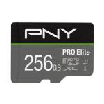 NVIDIA BY PNY P-SDU256V31100PRO-GE 256GB PNY MICROSD PRO ELITE 100-90MB/S U3 A2 V30