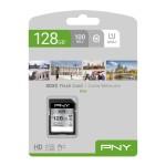 NVIDIA BY PNY P-SD128U1100EL-GE 128GB PNY SD ELITE CLASS 10 UHS-I U1 100MB/S