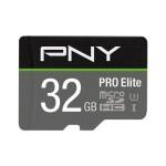 NVIDIA BY PNY P-SDU32GV31100PRO-GE 32GB PNY MICROSD ELITE PRO 100-60MB/S  U3 A1 V30
