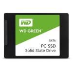 WESTERN DIGITAL WDS480G2G0A 480GB SSD WD GREEN 2.5 SATA3 3DNAND