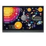 BENQ RP6501K BLACK  SIZE  65   BACKLIGHT  LED 3840X2160