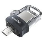 SANDISK SDDD3-016G-G46 SANDISK ULTRA DUAL DRIVE M3.0 16GB GREY SILVER