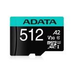 ADATA TECHNOLOGY B.V. AUSDH32GUI3V30SA2-RA1 ADATA MICRO SDXC 32GB UHS-I U3 V30S A2 100-70MB/S