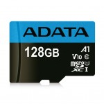 ADATA TECHNO AUSDX128GUICL10A1-RA1 128GB MICRO SDXC UHS-I CL10 A1 85MB/S - 25MB/S