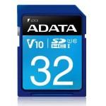 ADATA TECHNOLOGY B.V. ASDH32GUICL10-R ADATA SDHC 32GB UHS-I CL10 V10 100-20MB/S