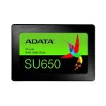 ADATA TECHNOLOGY B.V. ASU650SS-480GT-R ADATA SU650 480GB SSD 2D/3D NAND SATA 2.5